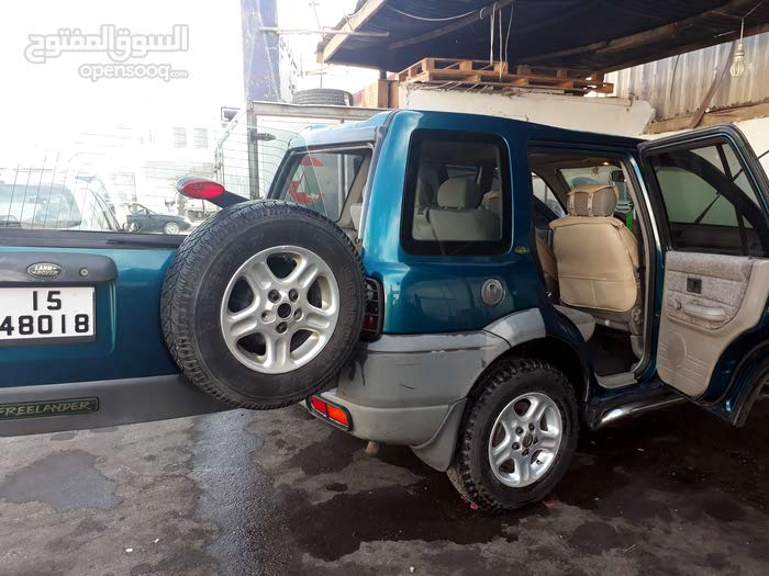Used Land Rover Freelander in Amman