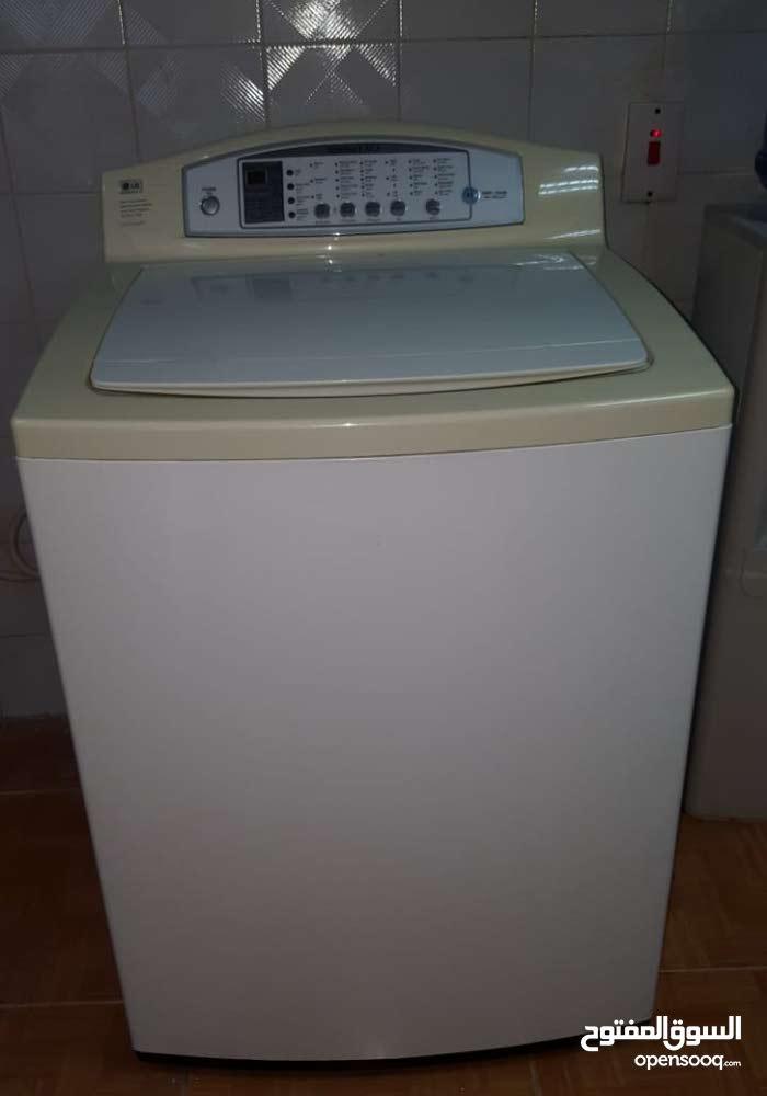 LG Turbo washing machine