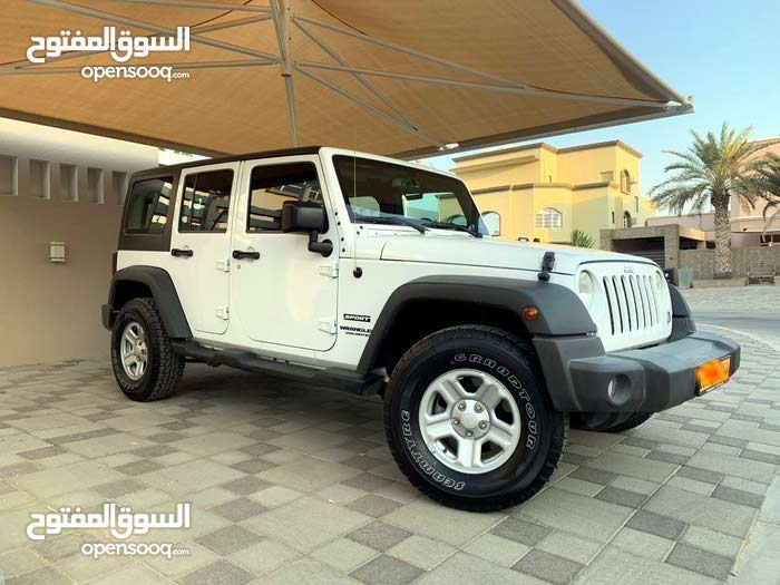 Jeep Wrangler car for sale 2015 in Muscat city
