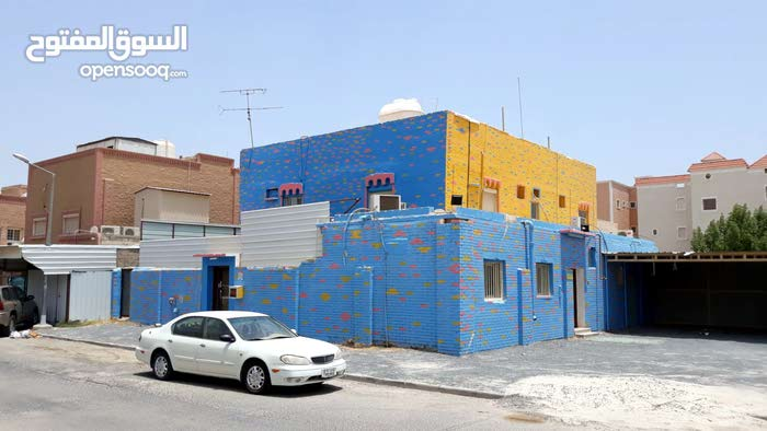 للبيع بيت في الصباحية ق 4 مساحة 600 م2