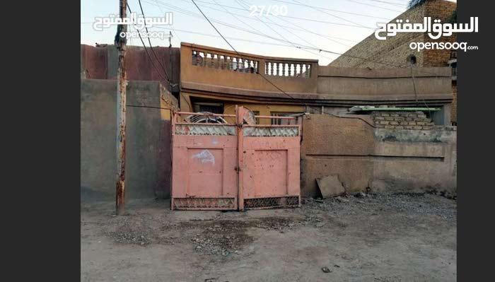 100 م للايجار في بغداد منطقة الحسينية