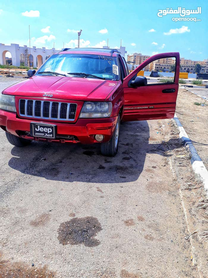 Automatic Jeep 2004 for sale - Used - Benghazi city