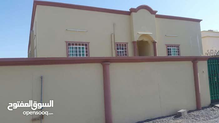 Al Bilad neighborhood Manah city -  sqm house for sale