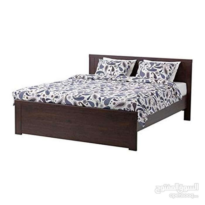 بيع سرير من ايكيا جديد لم يستعمل