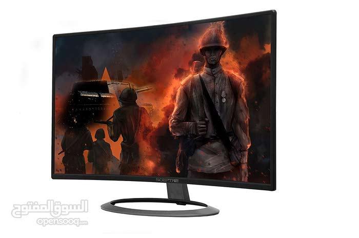 """شاشة """"Sceptre"""" الافضل في الألعاب والمهام الأخرى Full HD"""