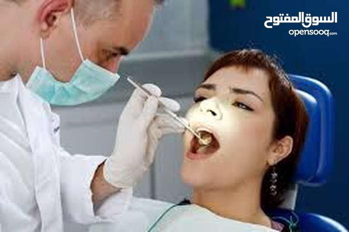 قلع وتنظيف الأسنان ب بلاش