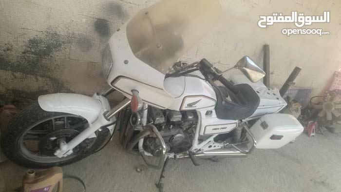 Buy a Honda motorbike made in 2003