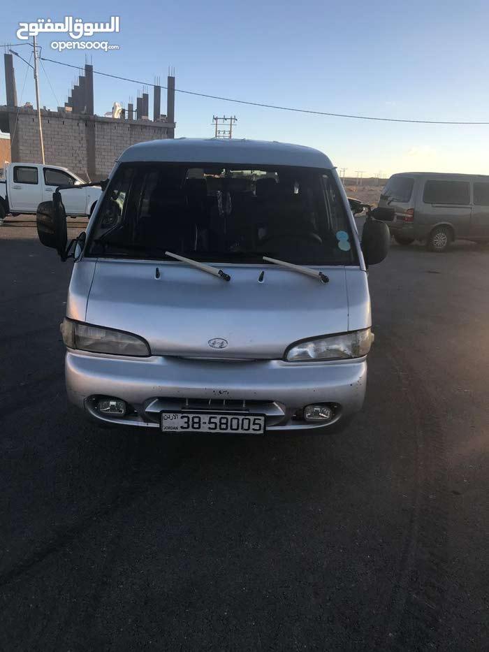 Diesel Fuel/Power   Hyundai H100 1996