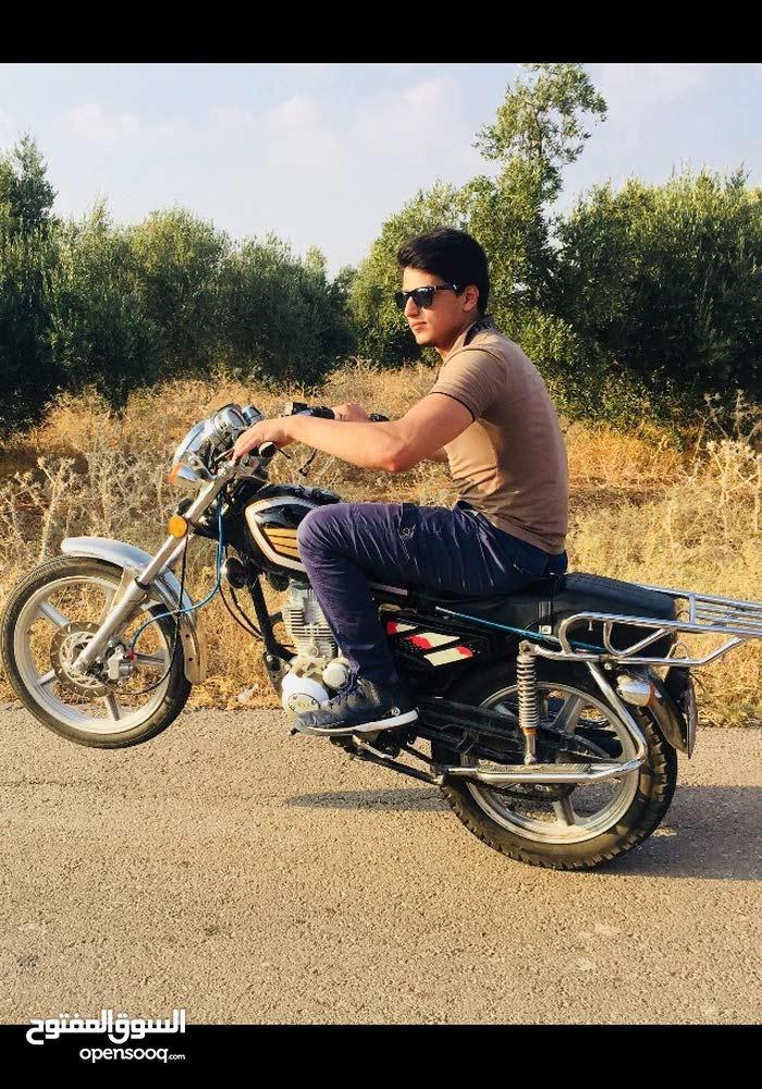 دراجة GN 150قصة البارت
