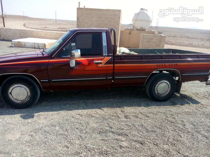 Toyota Blade car for sale 1986 in Muscat city