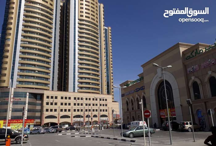 apartment is available for sale - Ajman Downtown