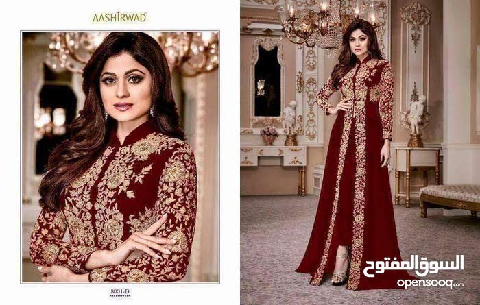 89a9be0a0 أزياء هنديه متوفره الآن - (107396214) | السوق المفتوح
