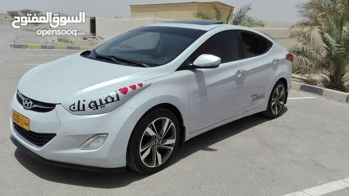 190,000 - 199,999 km Hyundai Elantra 2012 for sale
