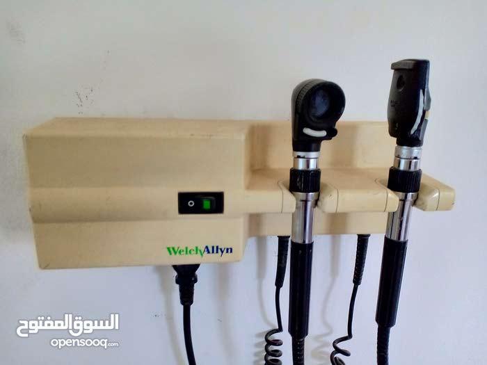 اجهزة و معدات طبية للبيع