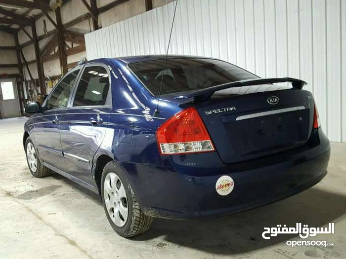 Used Kia Spectra for sale in Benghazi