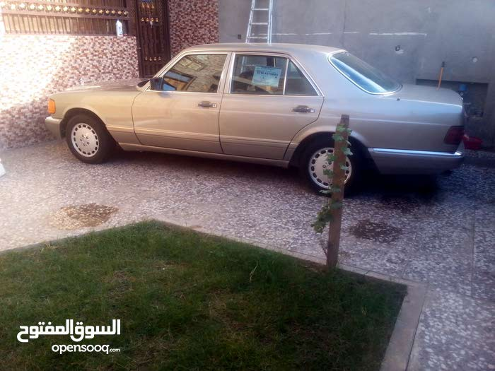 For sale 1987 Gold E 300
