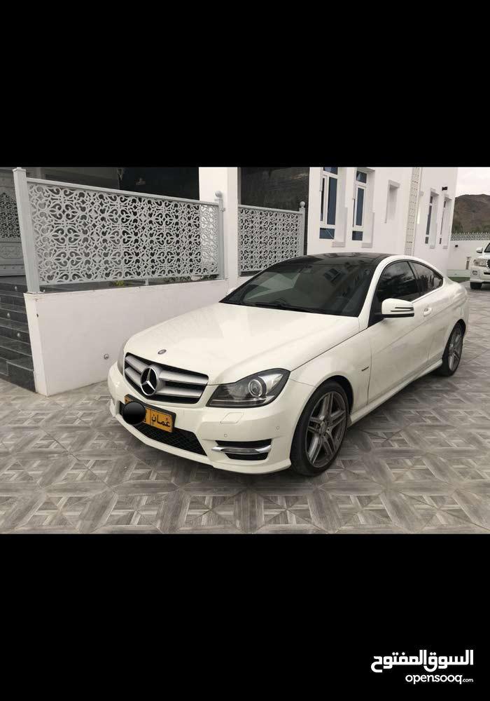 Mercedes Benz C 350 2012 For sale - White color