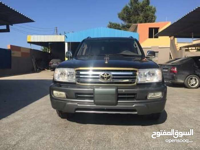 Automatic Toyota 2007 for sale - Used - Tripoli city