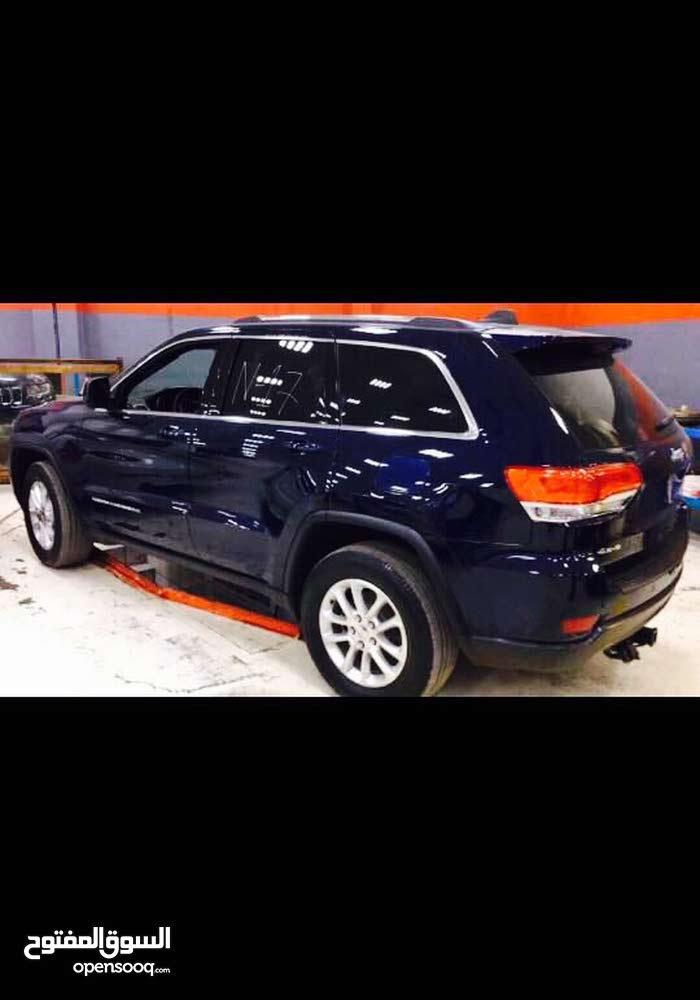 Blue Jeep Laredo 2016 for sale