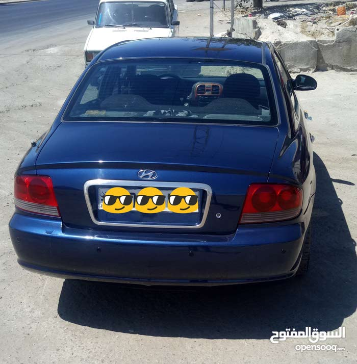2002 Hyundai Sonata for sale in Amman
