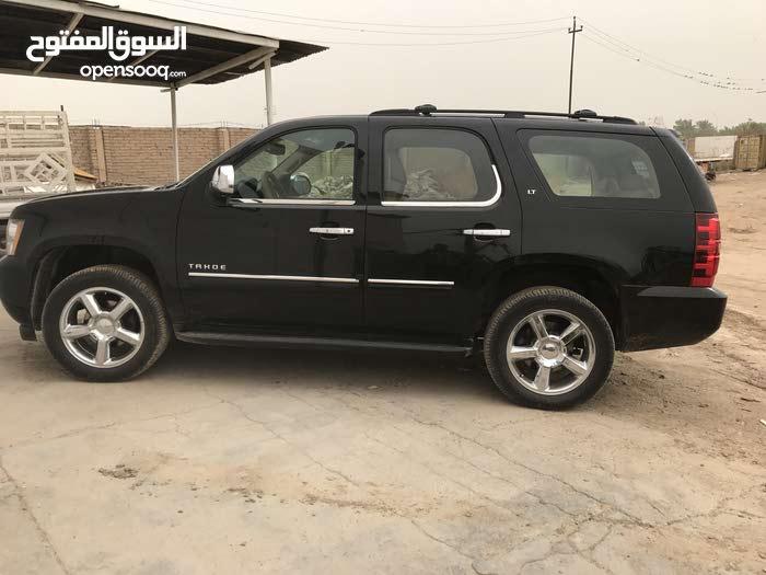 Chevrolet Tahoe Used in Baghdad