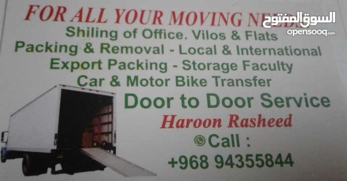 Moving & Transport