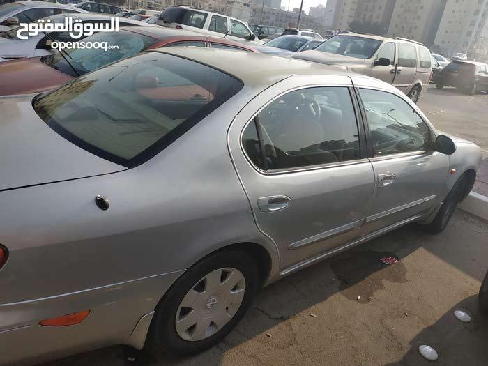 Silver Nissan Maxima 2004 for sale