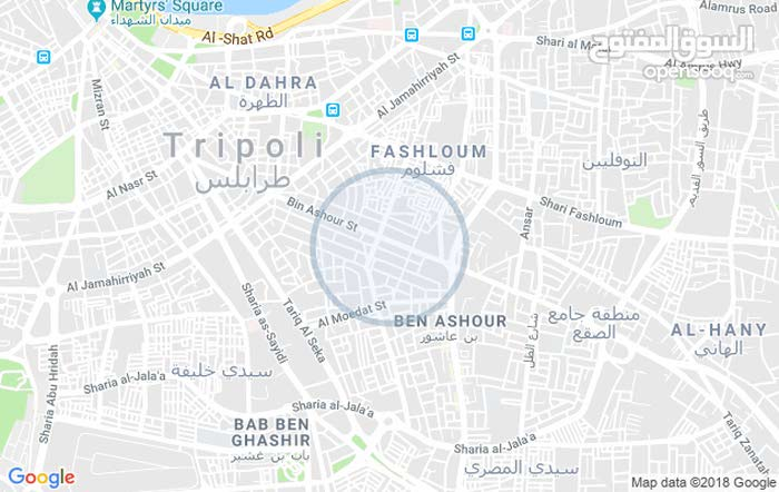 excellent finishing palace for sale in Tripoli city - Bin Ashour