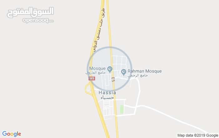 ارض زراعية حمص منطقة حسة