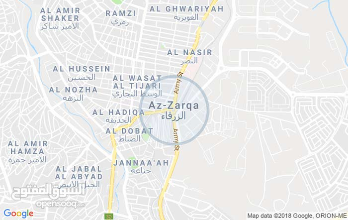 Apartment for sale in Zarqa city Al Jaish Street