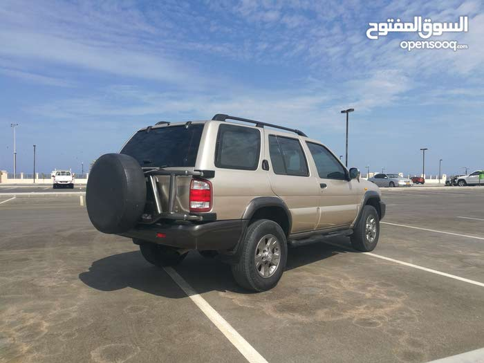 Automatic Nissan 2000 for sale - Used - Muscat city