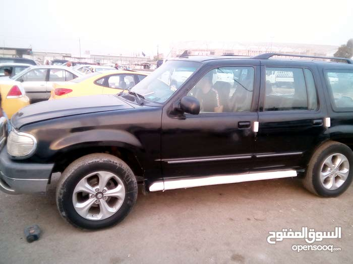 2000 Used Explorer with Automatic transmission is available for sale