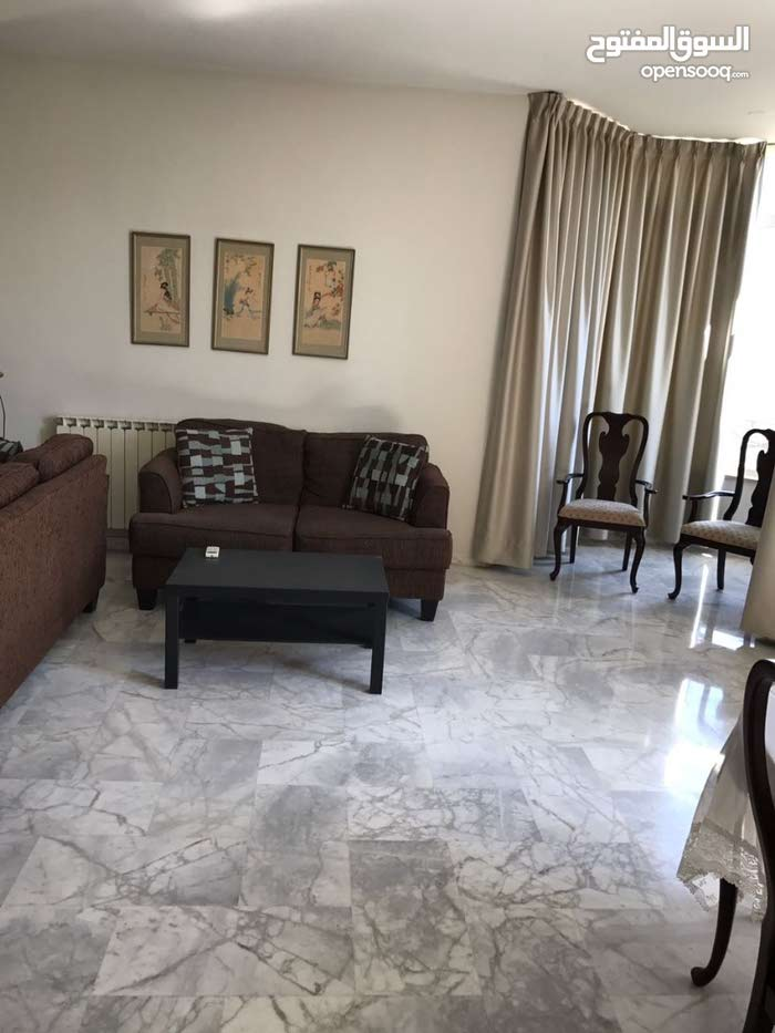 شقة سوبر ديلوكس مساحة 185 م² - في بين الرابع و الخامس للايجار