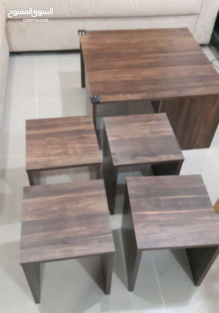 Al Ahmadi – Tables - Chairs - End Tables with high-ends specs available for sale