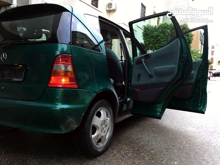 km Mercedes Benz A 140 2002 for sale