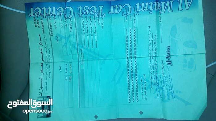 مازدا زوم 3  موديل  2012
