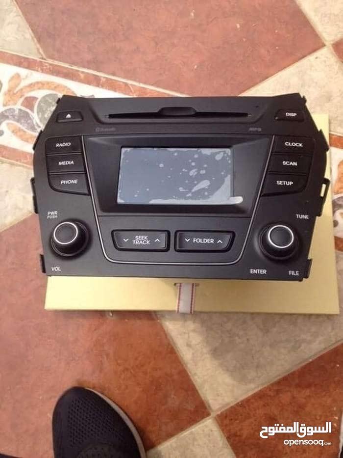 poste radio Hyundai Santa fe