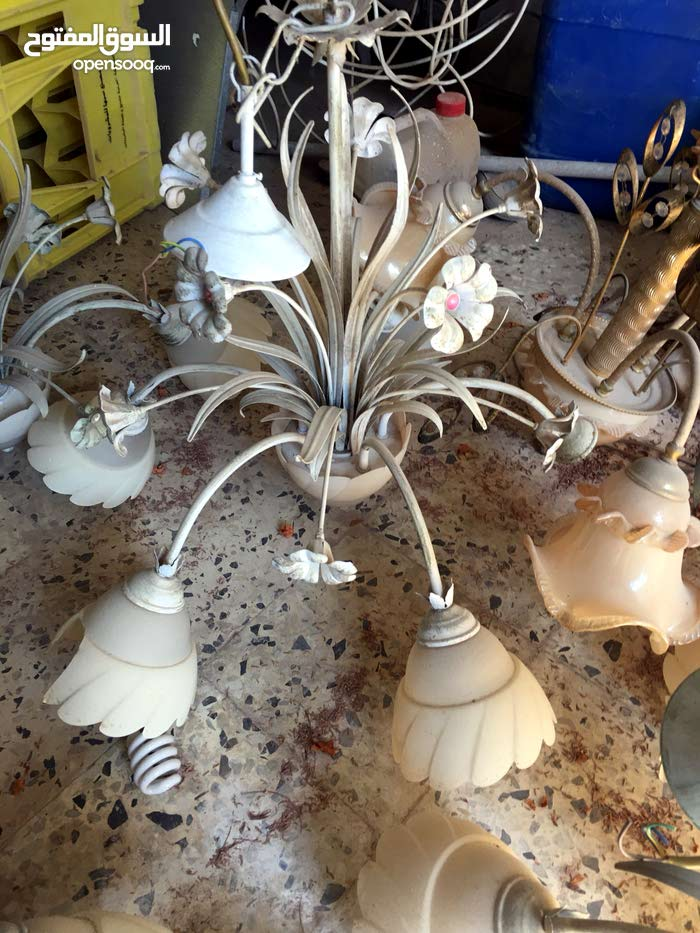 For sale at a very good price Lighting - Chandeliers - Table Lamps