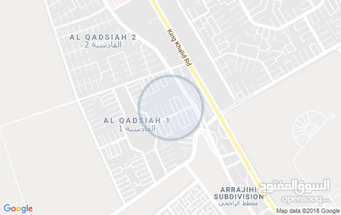 Al Qadisiyyah apartment for rent with 3 rooms