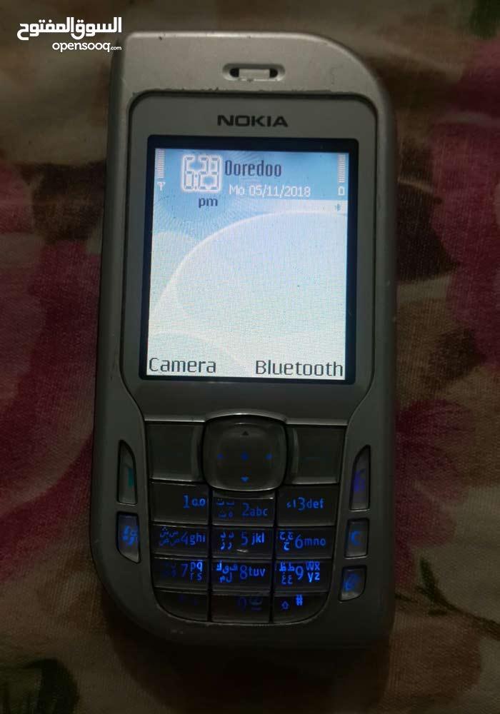 Nokia(antique)mobile 6670