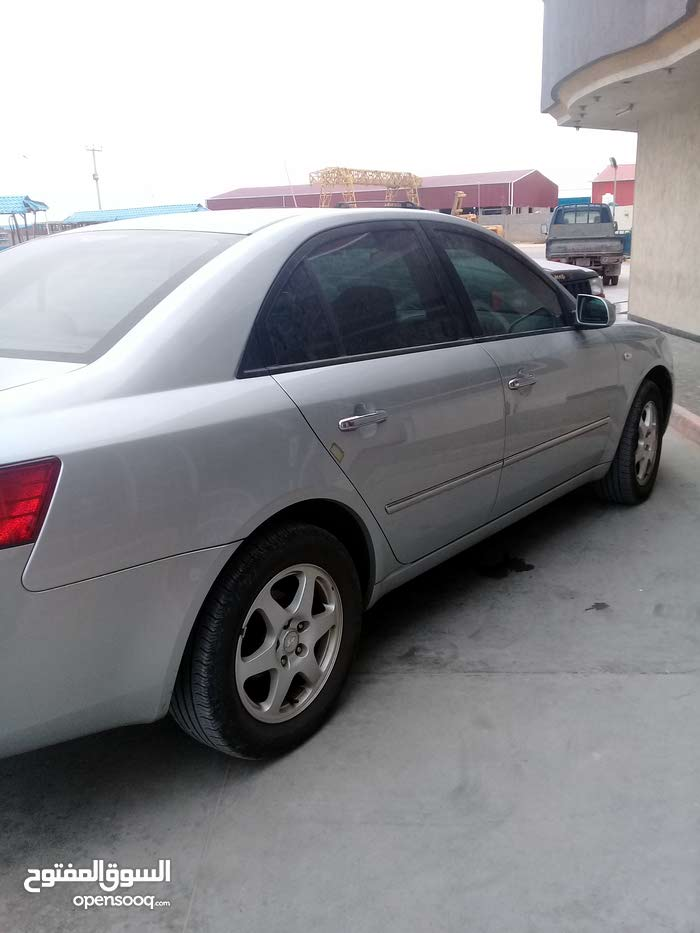 100,000 - 109,999 km Hyundai Sonata 2008 for sale