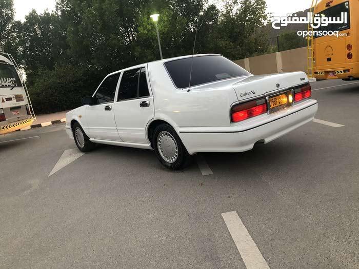For sale 1998 White Cadric