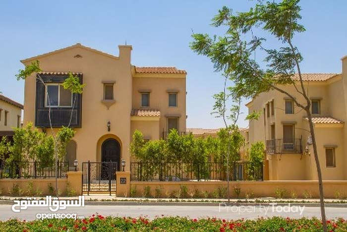 Villa Stand Alone For Rent At Mivida 5th Settlement