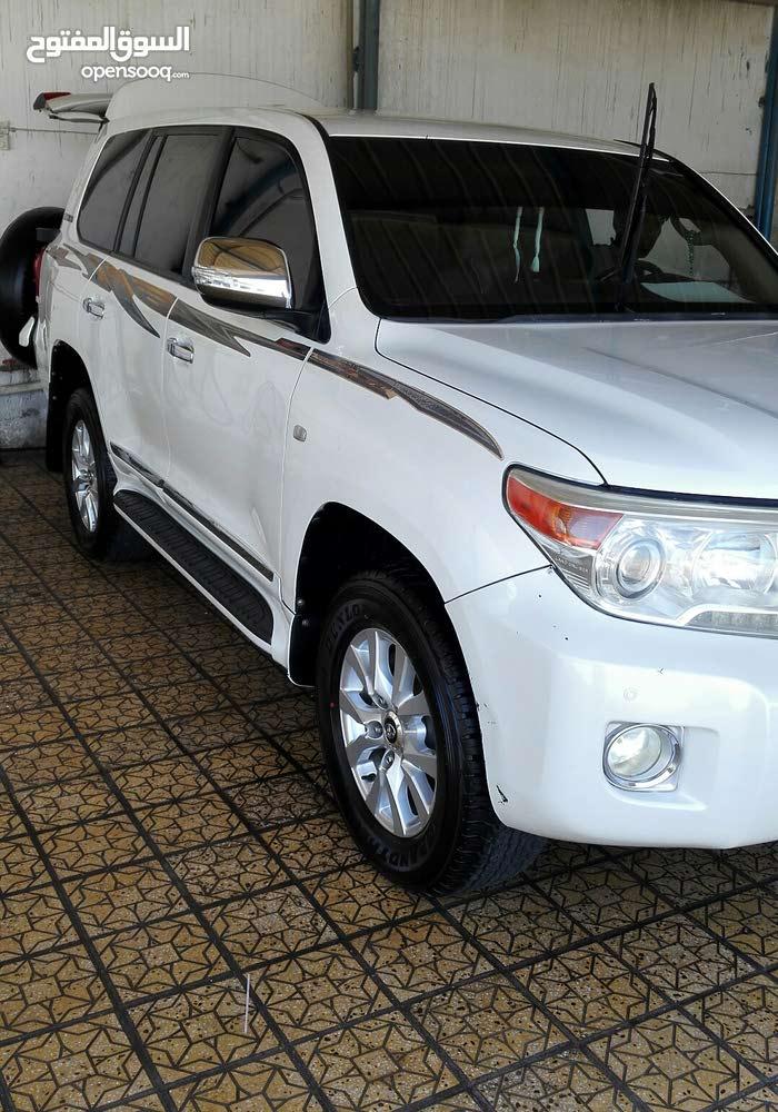 Toyota Land Cruiser car for sale 2009 in Saham city
