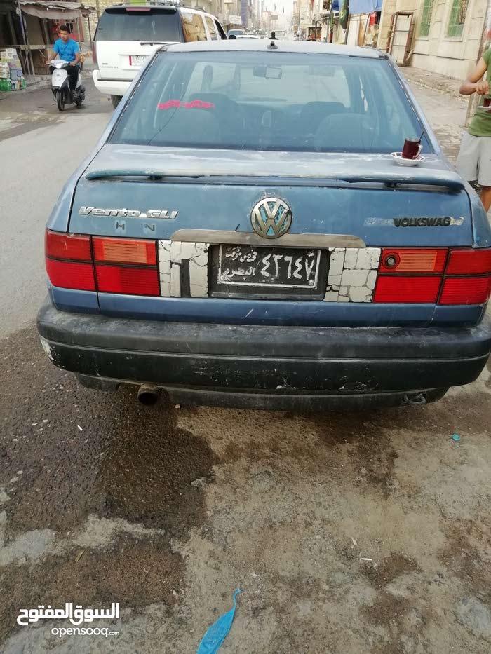 للبيع سياره فولكسفاكن فينتو 1994 اوتماتيك السعر 22