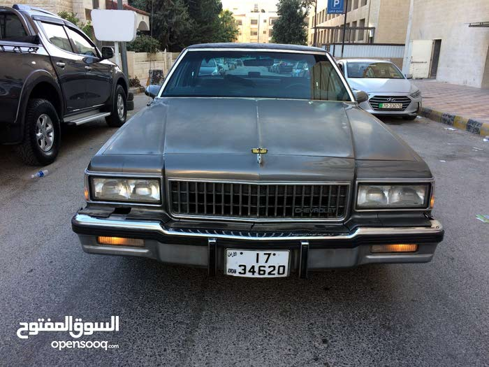 Available for sale! 190,000 - 199,999 km mileage Chevrolet Caprice Classic 1988