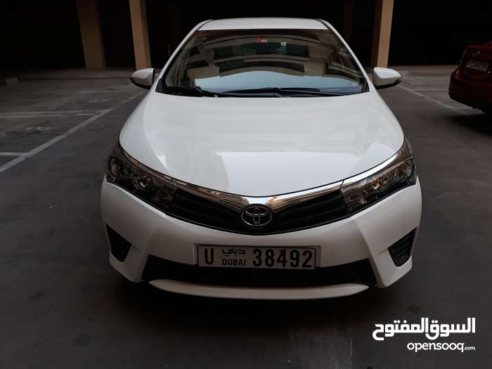 Toyota Corolla 2015 1.6 SE .. 58000 kms .. in very good condition