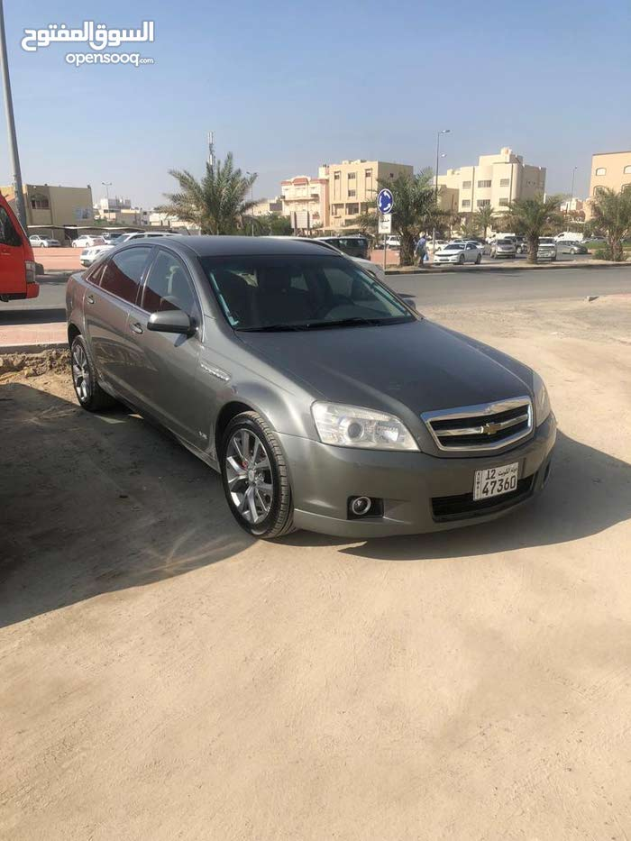 Chevrolet Caprice 2012 For sale - Grey color