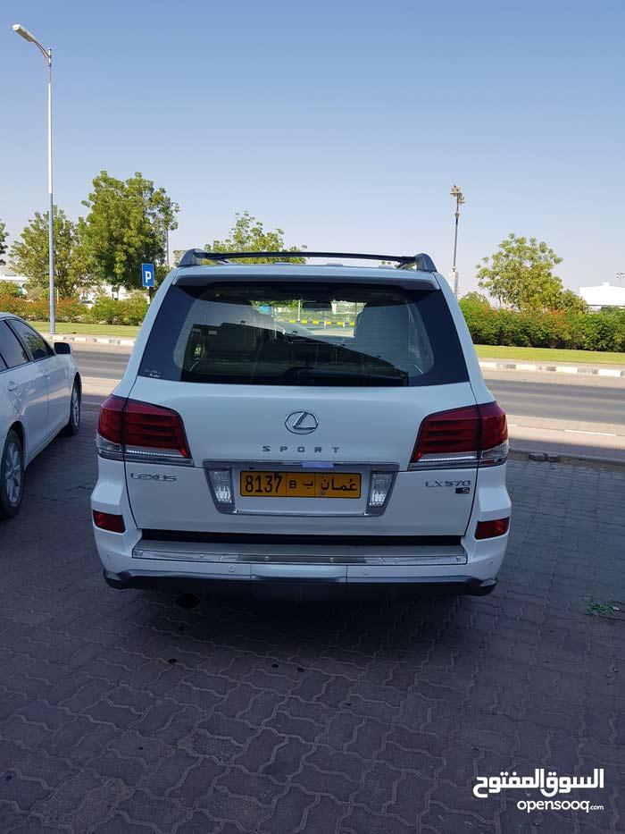 100,000 - 109,999 km mileage Lexus LX for sale