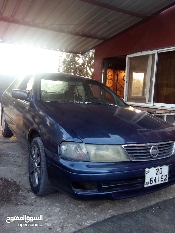 20,000 - 29,999 km Nissan Sunny 1996 for sale